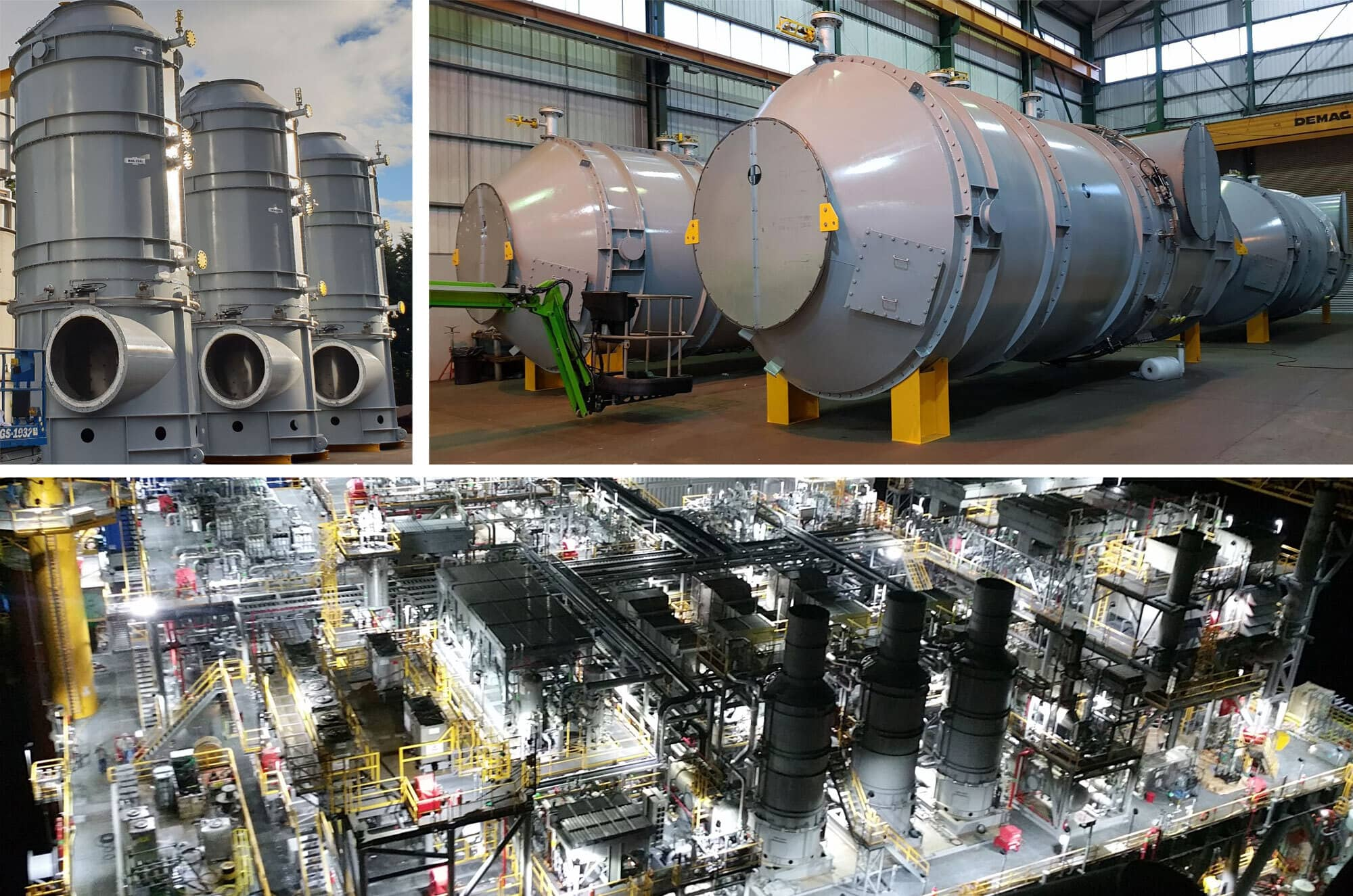 Circular Waste Heat Recovery Units